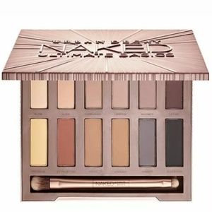 Urban Decay Naked Ultimate Basics Eyeshadow Palett